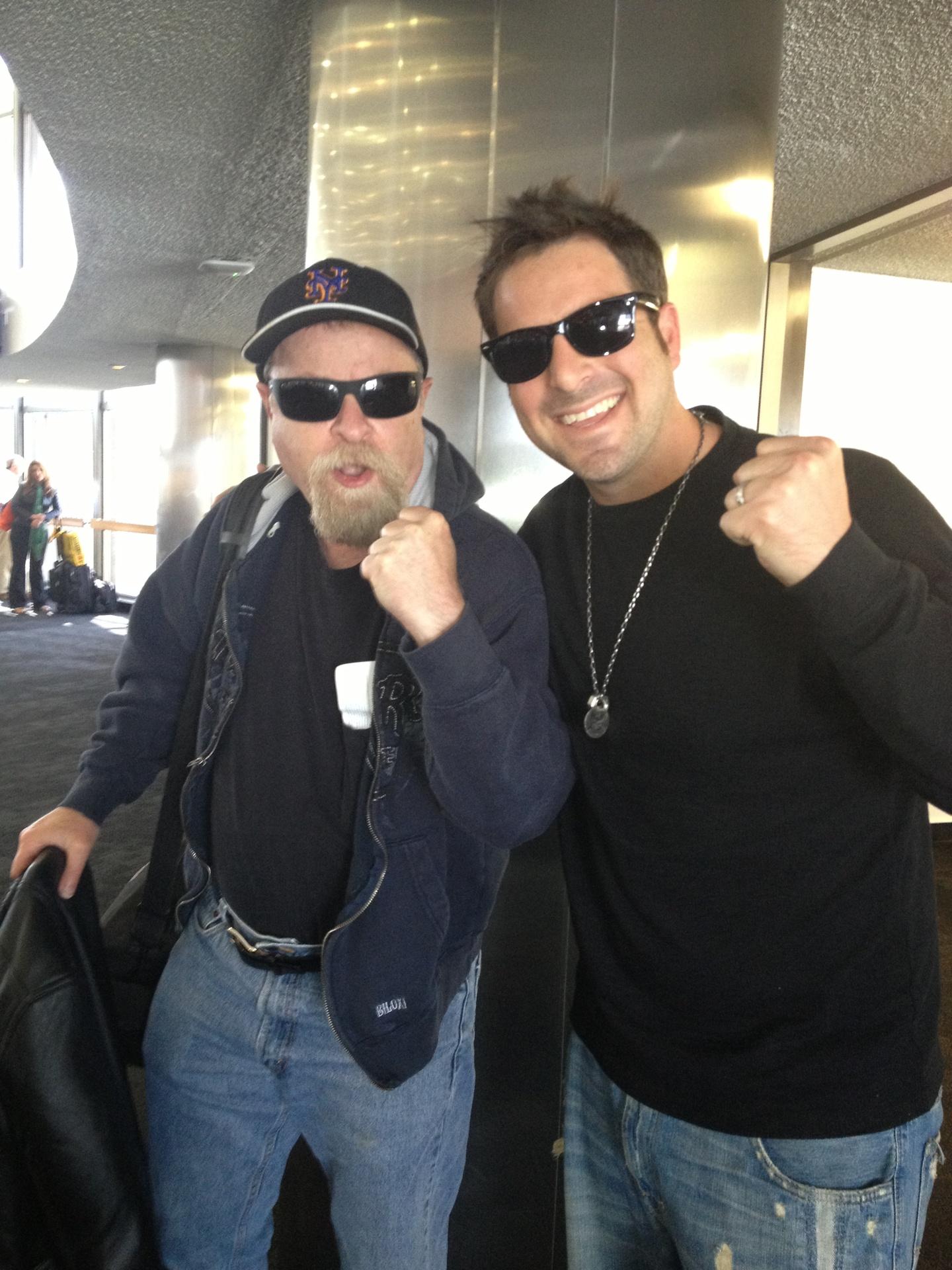Eric Bloom and Evan Golden